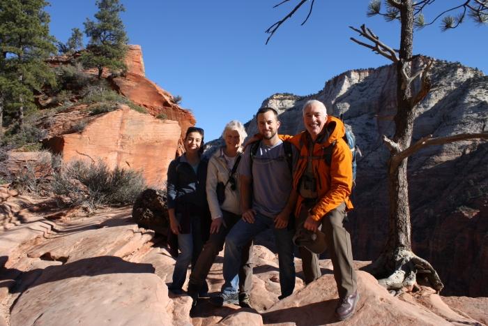 Zion National Park Angel's Landing Hike