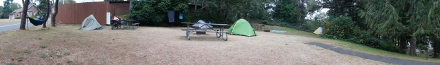 Devils Lake Hiker/Biker Site